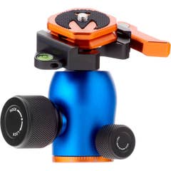 3 Legged Thing - AirHed Pro Lever Blue Ball Head