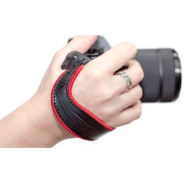 Spider Camera Holster Spiderlight Hand Strap (Red)