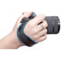 Spider Camera Holster Spiderlight Hand Strap (Light Blue)