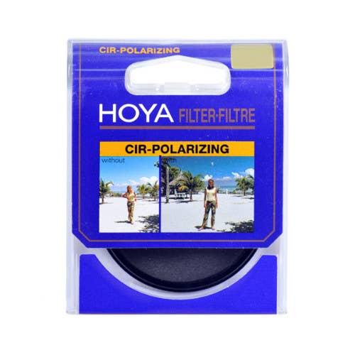 Hoya 46mm Circular-Polariser Filter