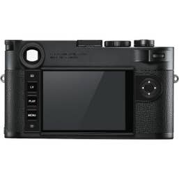 Leica M10 Monochrom Black Chrome Finish