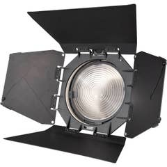 Nanlite Fresnel adaptor and Barn doors for Forza 200 / 300 and 500