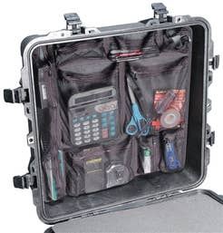 Pelican Lid Organiser for 0350 Cases