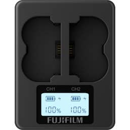 Fujifilm BC-W235 Dual Battery Charger for X-T4