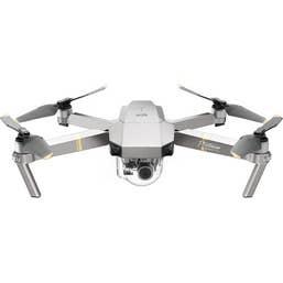 DJI Mavic Pro Platinum - Quadcopter
