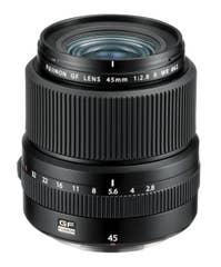 Fujifilm GF 45mm f/2.8 R WR Lens