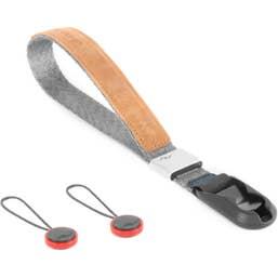 Peak Design Cuff III Camera Wrist Strap (Ash)