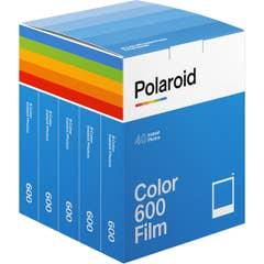 Polaroid Originals Colour 600 Film - 5 Pack