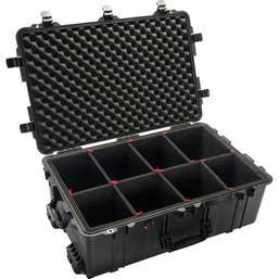 Pelican 1650 TrekPak Dividers System - Black