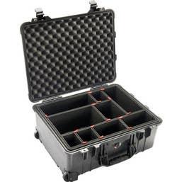 Pelican 1560 TrekPak Dividers System - Black