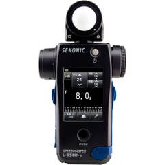 Sekonic SpeedMaster L-858D for Ambient & Flash Metering