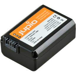 Jupio Sony NP-FW50 with InfoChip 1000mAh Battery