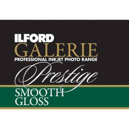 "Ilford Galerie Prestige Smooth Gloss Paper (44""x88' Roll)"