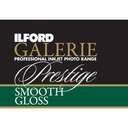 "Ilford Galerie Prestige Smooth Gloss Paper (17""x88' Roll)"