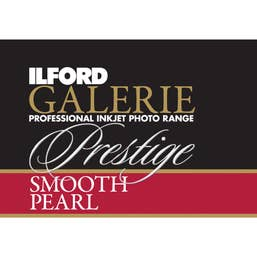 "Ilford Galerie Prestige Smooth Pearl Paper (17"" x 89' Roll)"