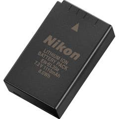 Nikon EN-EL20a Rechargeable Lithium-Ion Battery Pack (7.2V, 1110mAh)