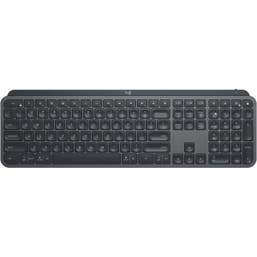 Logitech MX Keys Advanced Wireless Keyboard for Mac (Space Grey)