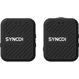 Synco WAir-G1-A1 Ultracompact Digital Wireless Microphone System for Mirrorless/DSLR