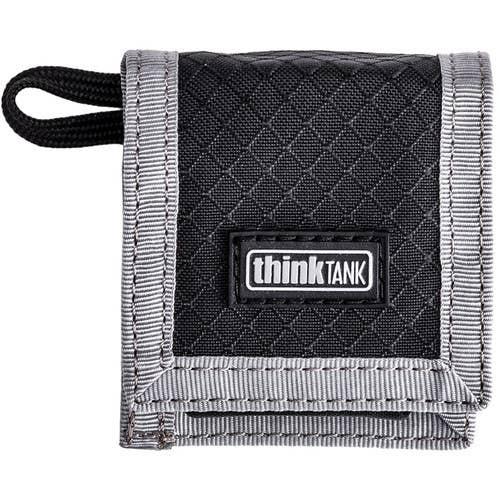 Think Tank Photo CF/SD and Battery Wallet (Gray)