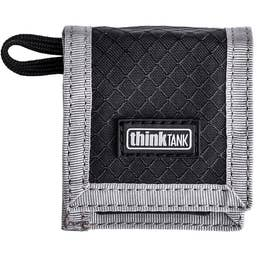 Think Tank Photo CF/SD and Battery Wallet (Gray)