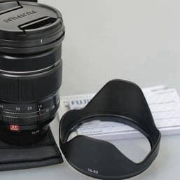 Fujifilm Lens Hood for XF 16-55mm f2.8 R LM WR Lens