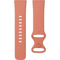 Fitbit Infinity Band for Sense & Versa 3 Smartwatches (Large - Pink Clay)
