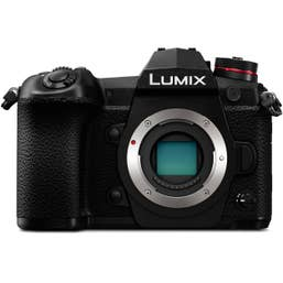 Panasonic Lumix DC-G9 (body only)
