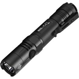 Nitecore 1200 Lumen - MH10V2 Torch with Battery, Case, and Lanyard