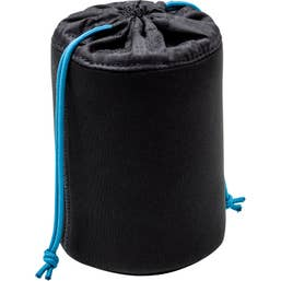 Tenba Tools Soft Lens Pouch 5 x 3.5 (Black)