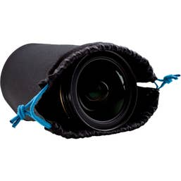Tenba Tools Soft Lens Pouch 6 x 4.5 (Black)