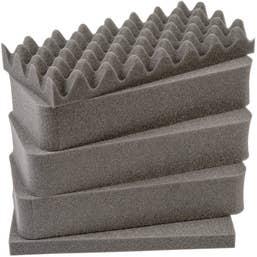 Pelican 1431 5 Piece Foam Set - for Pelican 1430 Case (Replacement)