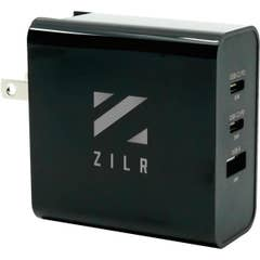 ZILR 65W AC Wall Charger with USB Type-C PD