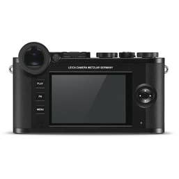 LEICA CL - Body with Black Anodized Finish