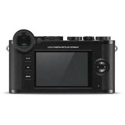 LEICA - CL Prime Kit 18mm - Black Anodized Finish (Ex-Display)