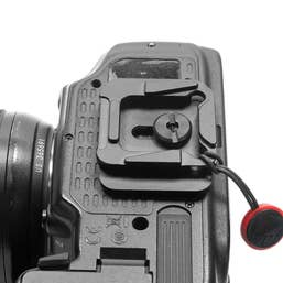 Peak Design Dual Plate v2 for Capture Camera Clip (also works with most Manfrotto® RC2 tripod heads)