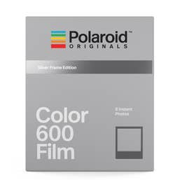 Polaroid originals 600 - Silver Frame