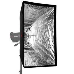 Jinbei Quick 70x100cm Umbrella Soft Box - Bowens S Type Mount