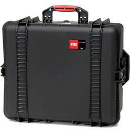 HPRC 2700 Wheeled Hard Case, Empty Interior (Black)