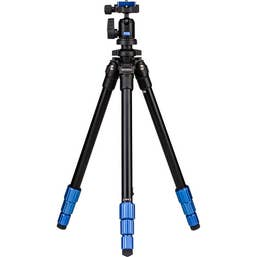Benro Slim Aluminum-Alloy Tripod with Ball Head - TSL08AN00