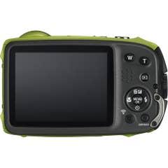 Fujifilm FinePix XP130 Digital Camera (Lime)