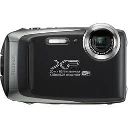 Fujifilm FinePix XP130 Digital Camera (Dark Silver)