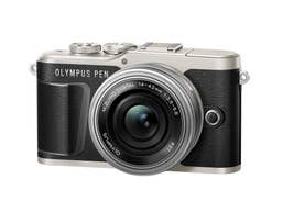 Olympus PEN E-PL9 BLACK w.14-42mm EZ