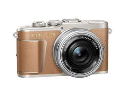 Olympus PEN E-PL9 BROWN w.14-42mm EZ