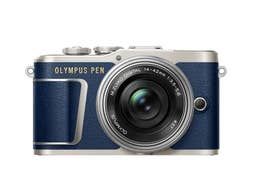 Olympus PEN E-PL9 Blue w.14-42mm EZ