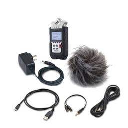 ZOOM H4nPRO Digital Recorder FXR004PRO + Accessory Pack