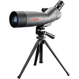 Tasco 20-60X60mm World Class Spotting Scope with 45° Eyepiece