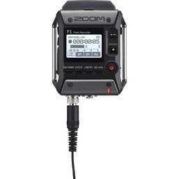 Zoom F1-LP Recorder & Lavalier Microphone Pack