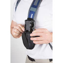 Spider Camera Holster SpiderLight BackPacker Kit with Holster, Plate and Pin