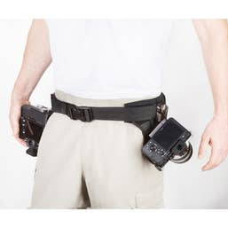 Spider Camera Holster SpiderLight Dual Camera System