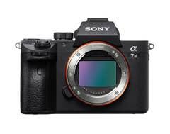 Sony Alpha a7 III Mirrorless Digital Camera (Body Only)